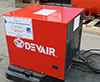 Used DevAir 15cfm Compressed Air Dryer Low Hours and Runs Great